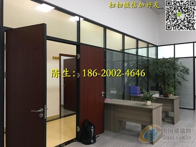 惠州办公室铝合金隔墙