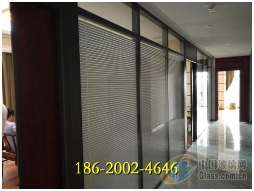 东莞双层玻璃隔断墙生产厂家价格