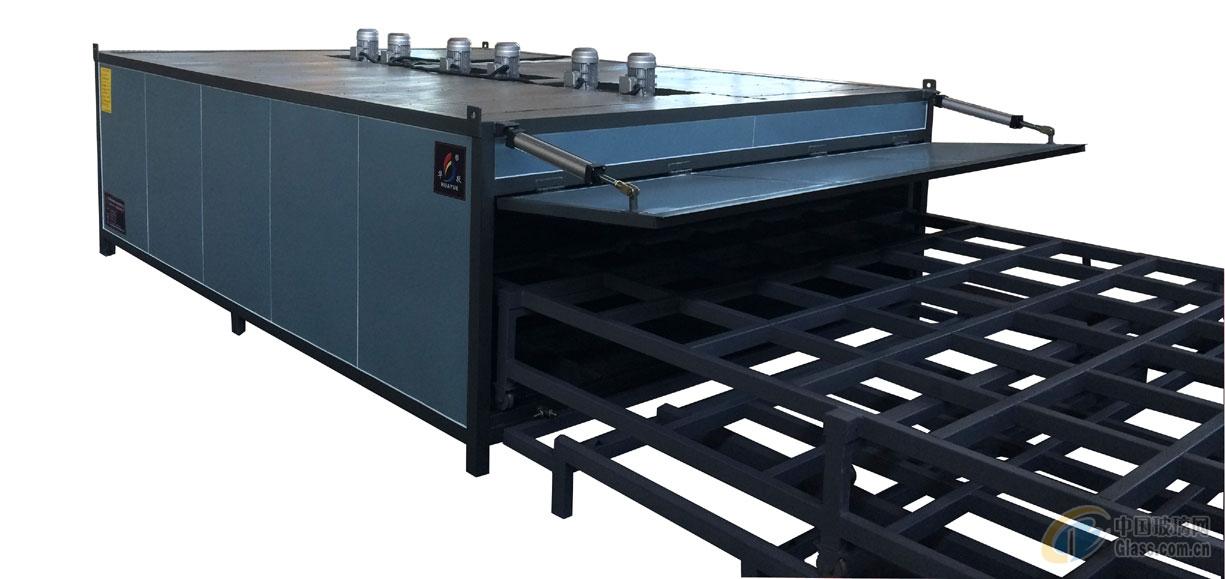 调光玻璃专用设备  夹胶炉 玻璃夹胶炉 山东华跃重工