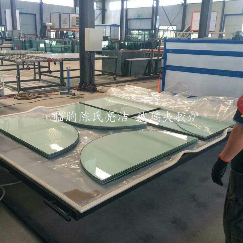 夹胶玻璃设备夹胶炉价格