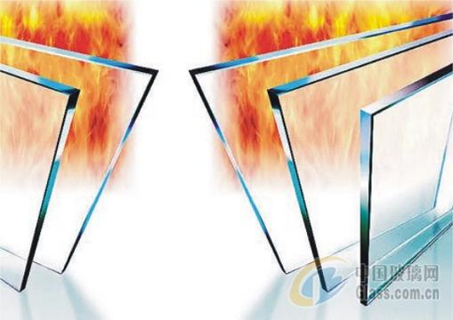 四川耐火窗专用防火玻璃