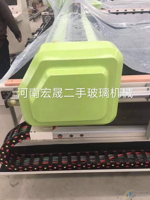 精菱双驱双工位自动切割机