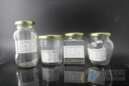 上海玻璃瓶厂家,玻璃罐厂家,现货供应