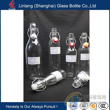 上海玻璃瓶,生产各种规格饮料瓶,定制水瓶