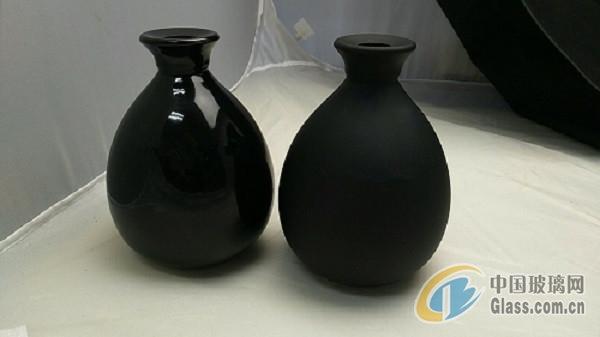 供应黑色玻璃瓶,玻璃制品