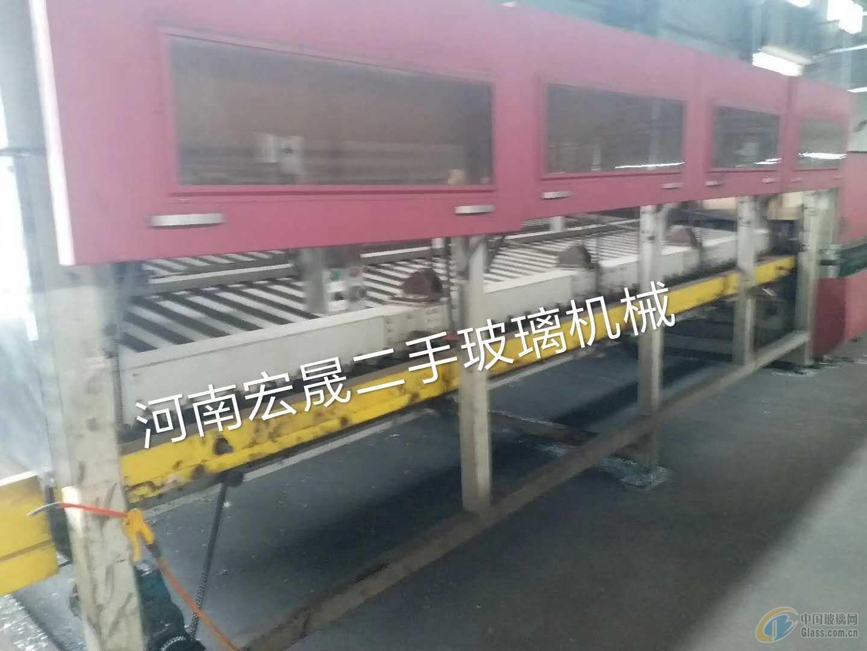 洛阳港信水平钢化炉