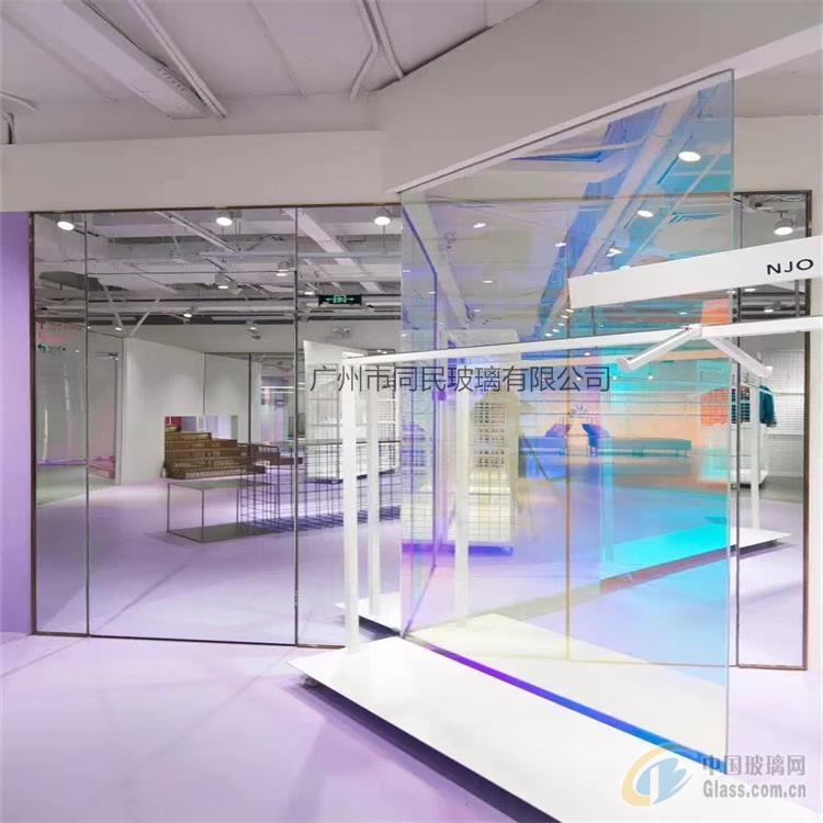 广州炫彩玻璃供应