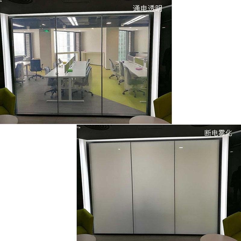 智能调光玻璃 超高透光率 广州厂家直销