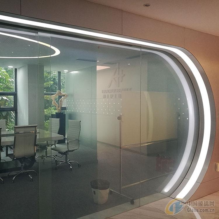 广州美容院 智能电控调光玻璃