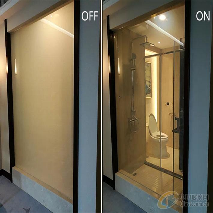 广州酒店调光玻璃 汇驰雾化玻璃