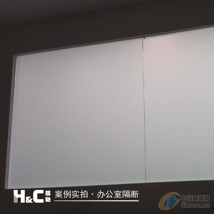 佛山雾化玻璃 商业广场调光玻璃