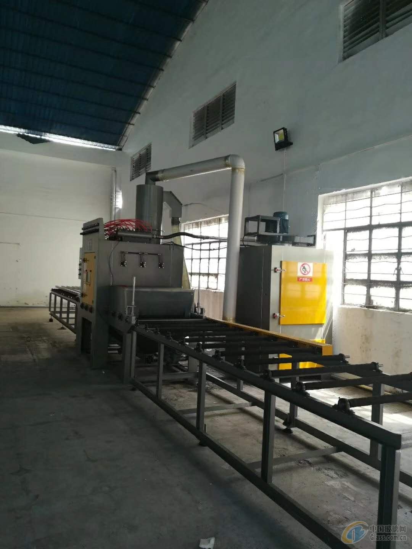 喷砂机广东抛丸机制造商玻璃打沙机