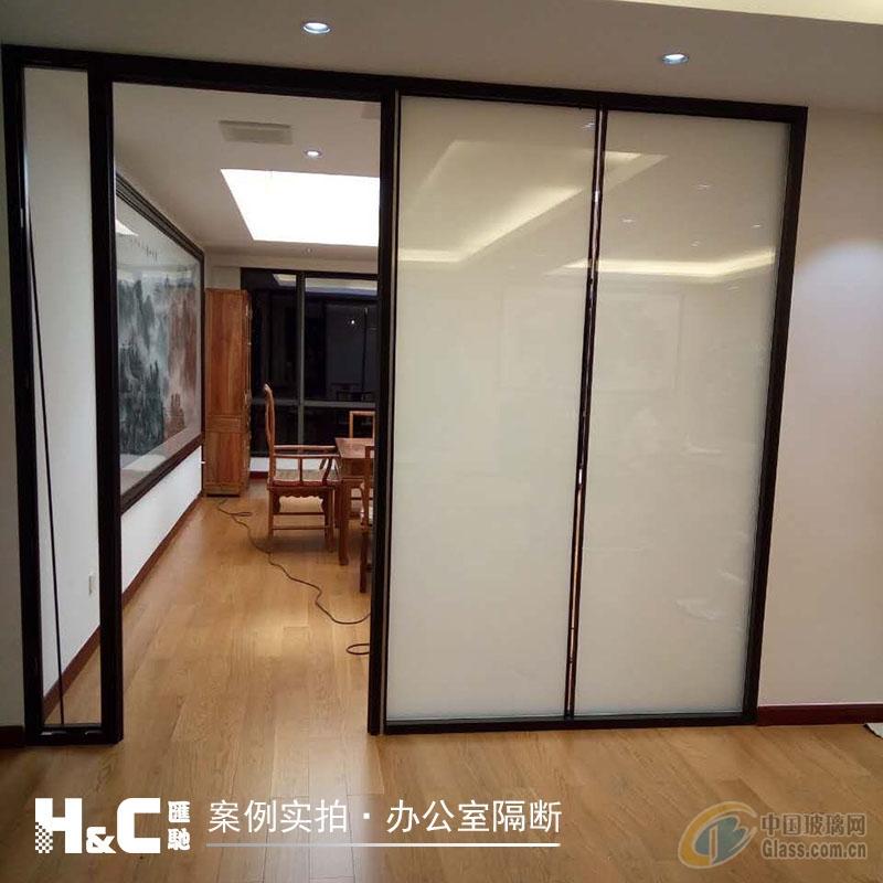 北京办公室雾化玻璃 汇驰调光玻璃