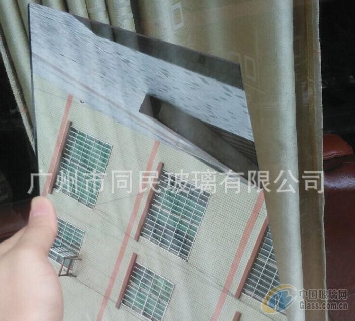 广东单向透过玻璃 单反玻璃 单向玻璃