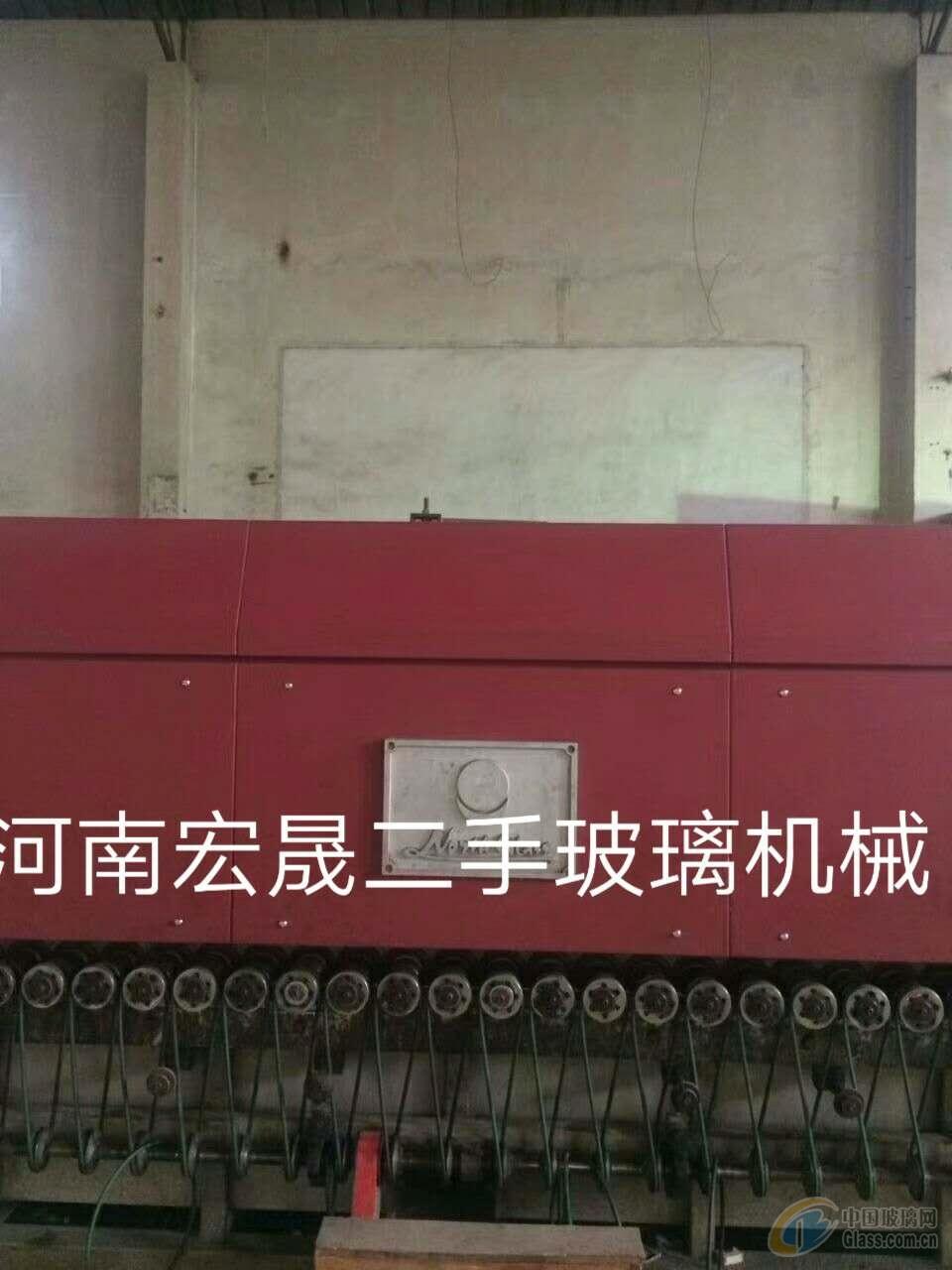出售水平钢化炉一台