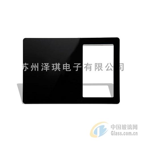 玻璃智能面板 苏州泽琪供应家电玻璃