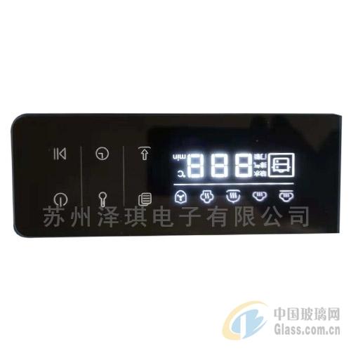 小型家电玻璃面板显示屏供应