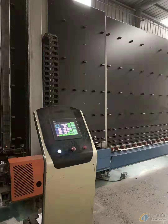 出售 北玻韩江全自动LoW_E玻璃除膜机