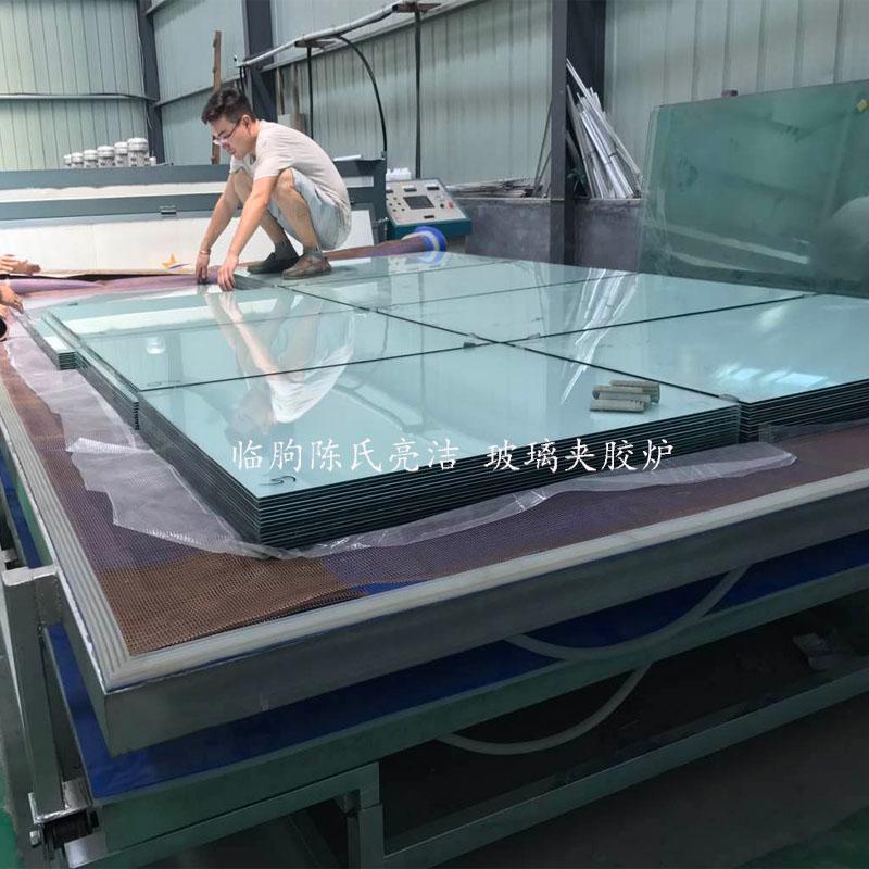 夹层玻璃设备好用的夹胶炉