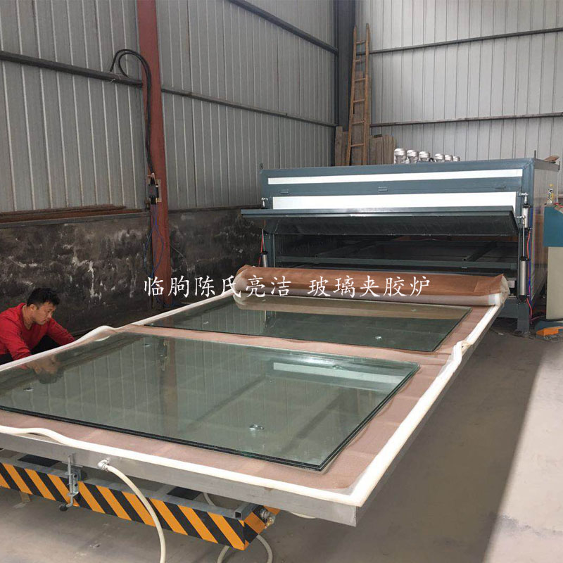 夹胶玻璃生产线供应