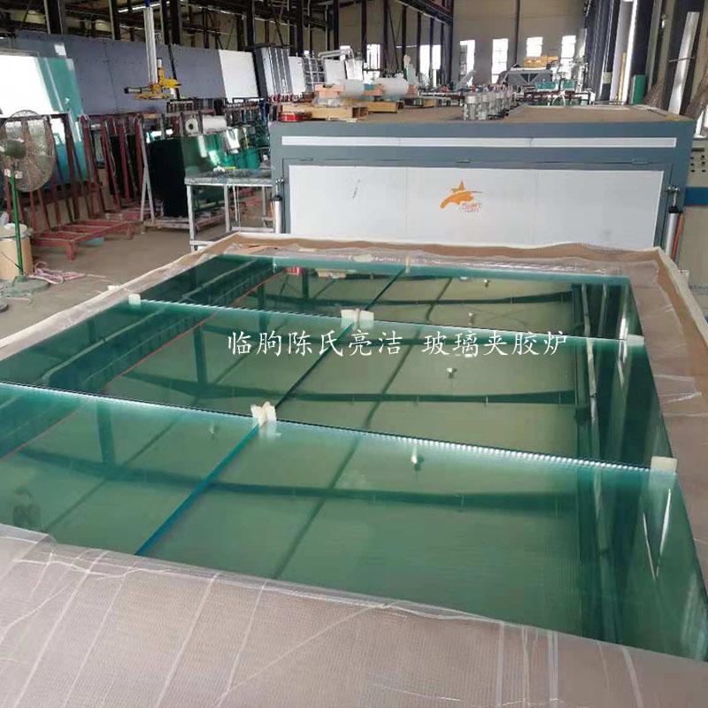夹胶设备夹胶玻璃生产线