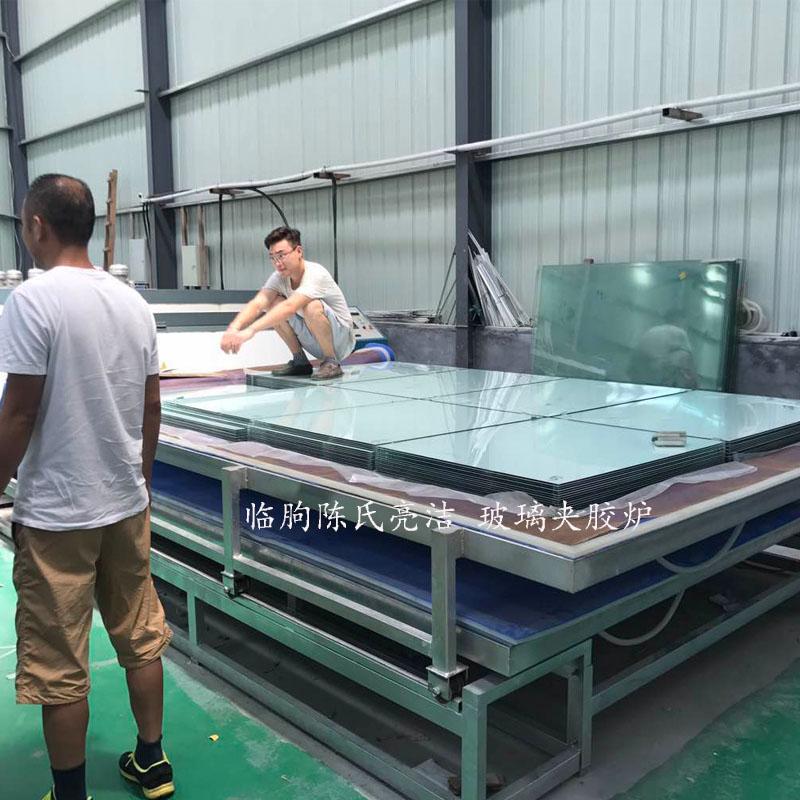 夹层玻璃设备产量大