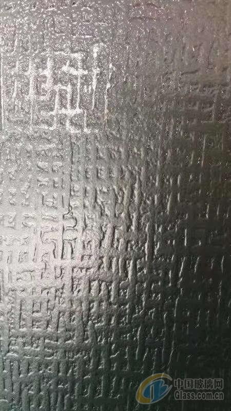 壓花玻璃網紋,可鋼化