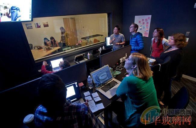 学校录播室单向透过玻璃  单反可视镜面玻璃