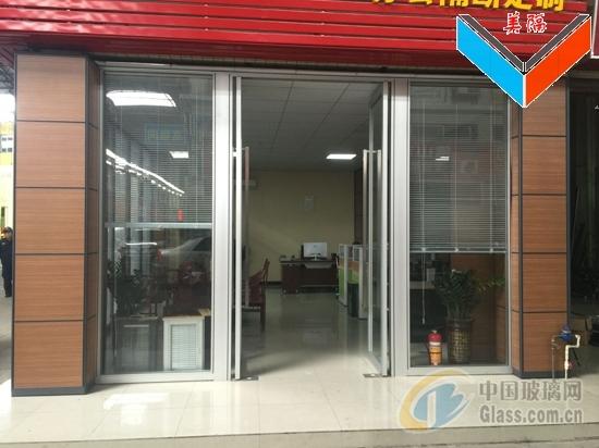 深圳宝安内钢外铝玻璃隔断厂家