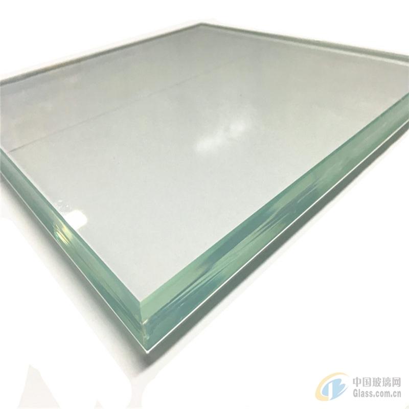 專業生產高透光鋼化超白玻璃廠家切割磨邊定制生產