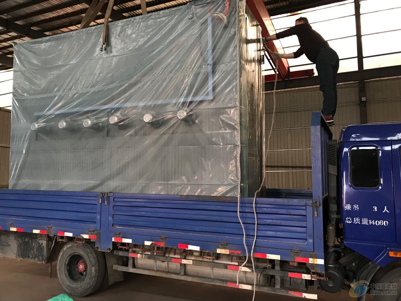 强化玻璃夹胶炉  夹层线设备