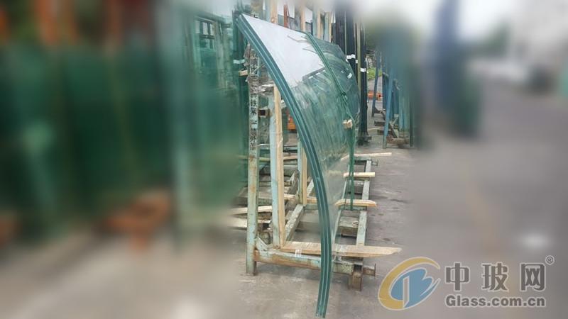 无锡12mm15mm弯钢化玻璃、无锡热弯玻璃加工