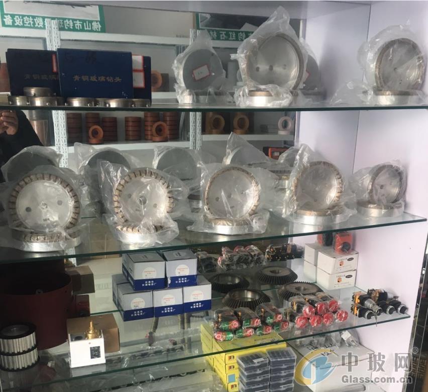 江苏供应磨轮金刚轮等玻璃配件