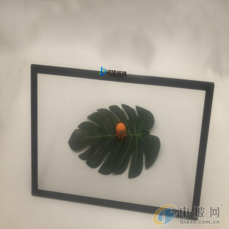 热款高强度AR玻璃 触摸显示屏防反光AG玻璃厂