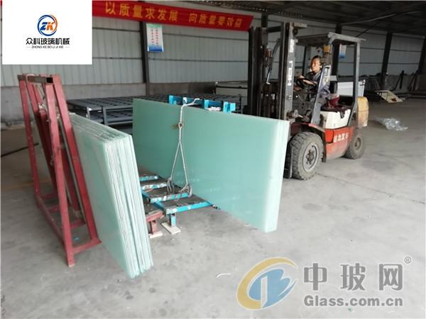 钢化玻璃夹胶炉