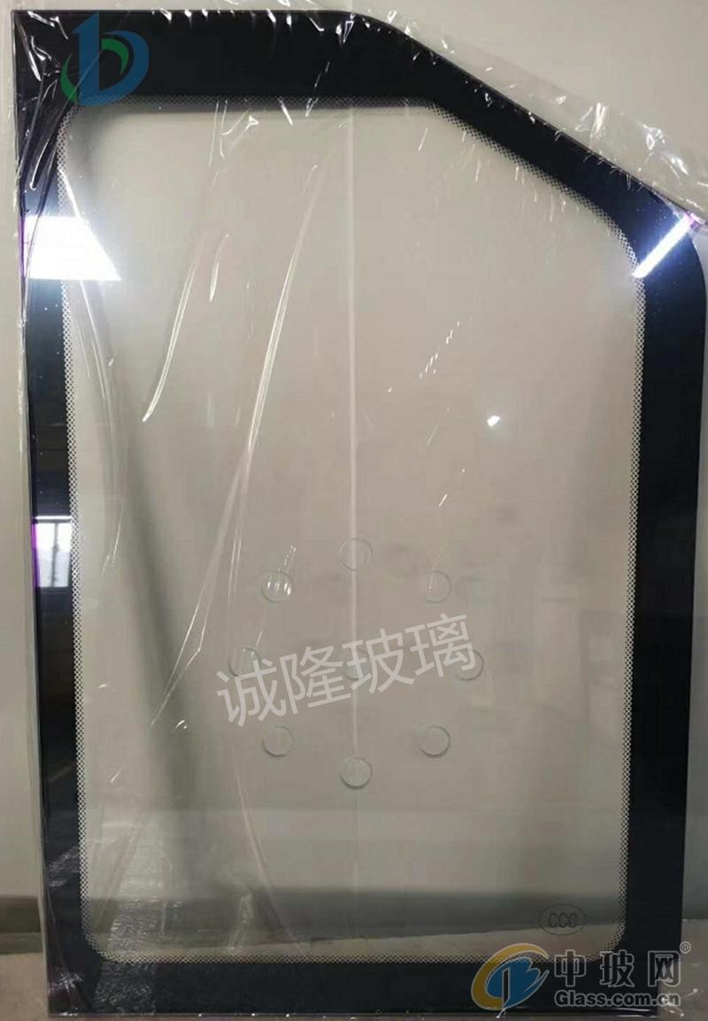 公交车司机包围AR玻璃/5mm厚高清减反射玻璃