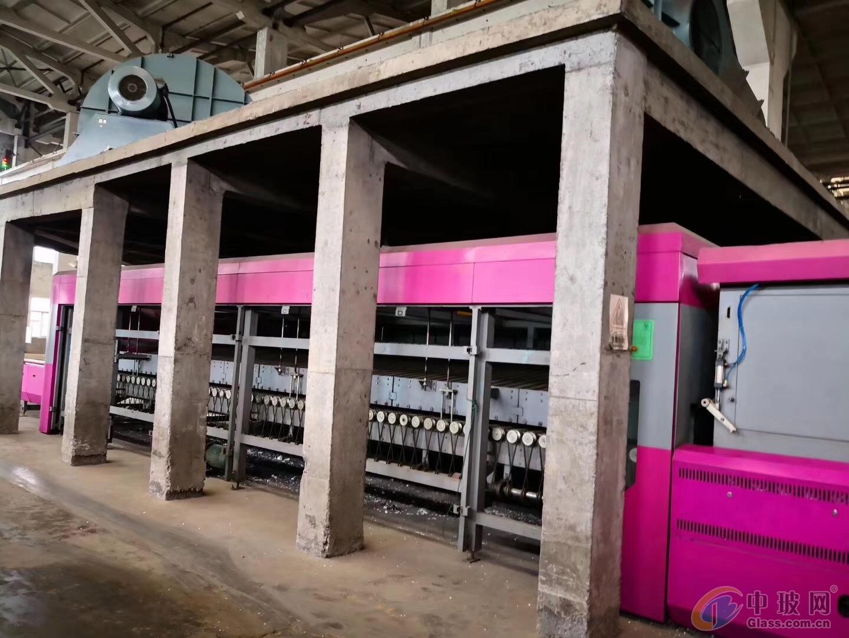 出售九成新秦皇岛运通双室双上钢化炉一台