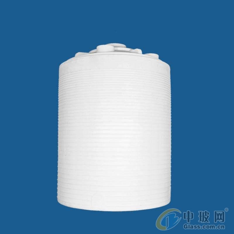 大型塑胶水塔 赛普塑业20立方圆柱立式PE储水塔