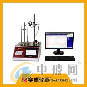 CHY-G電子瓶壁測厚儀測量安瓿瓶厚度時的使用方法