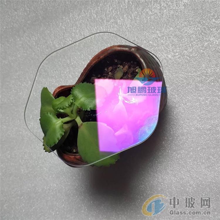 松山湖概念AR玻璃厂 六边形AR玻璃成批出售