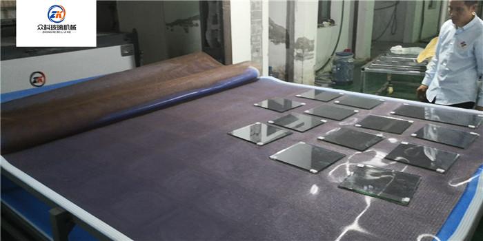 淋浴房专用夹胶炉