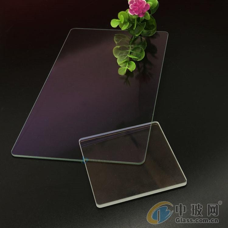 AR玻璃ar玻璃 可区分单面AR玻璃 透光率峰值可达99.8%