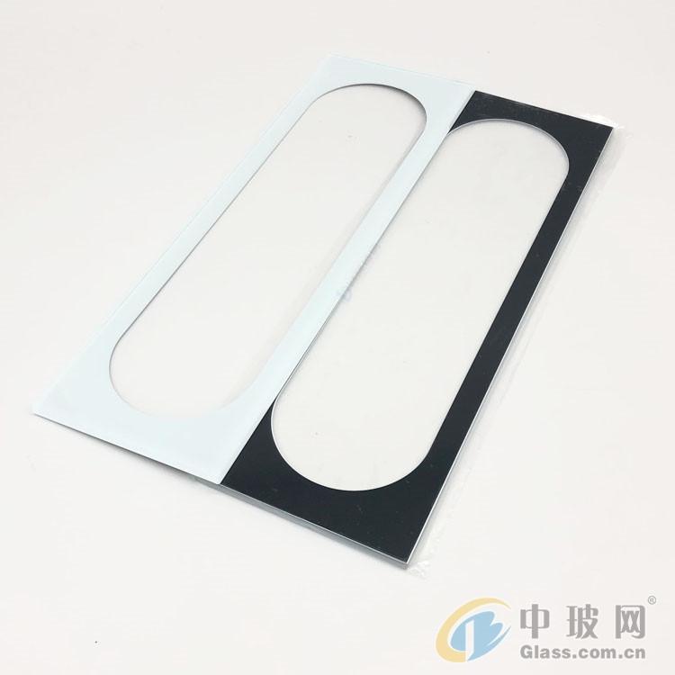 新能源灯具玻璃 承受不同度温差变化的丝印玻璃