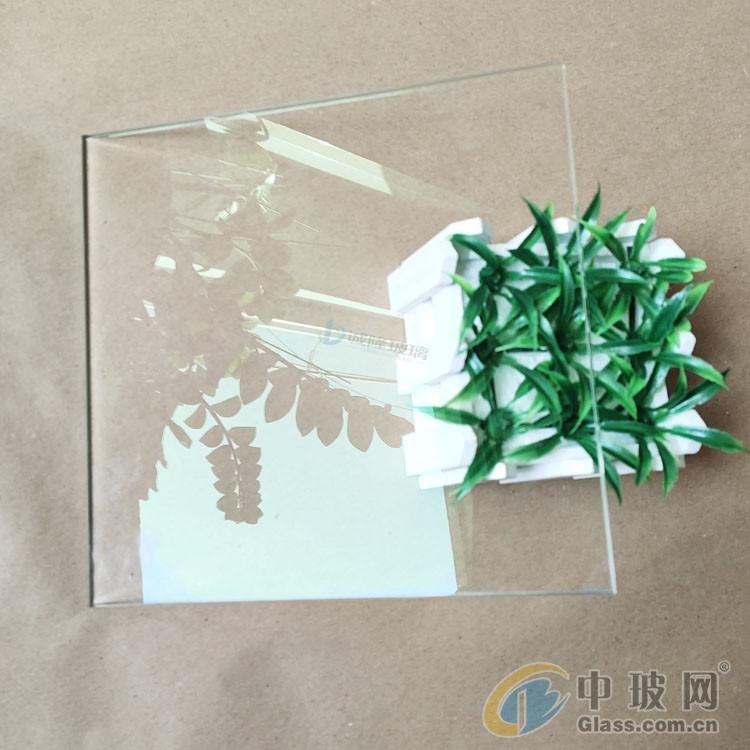 国标认证超清超白AR玻璃 环保高透镀膜双面AR钢化玻璃