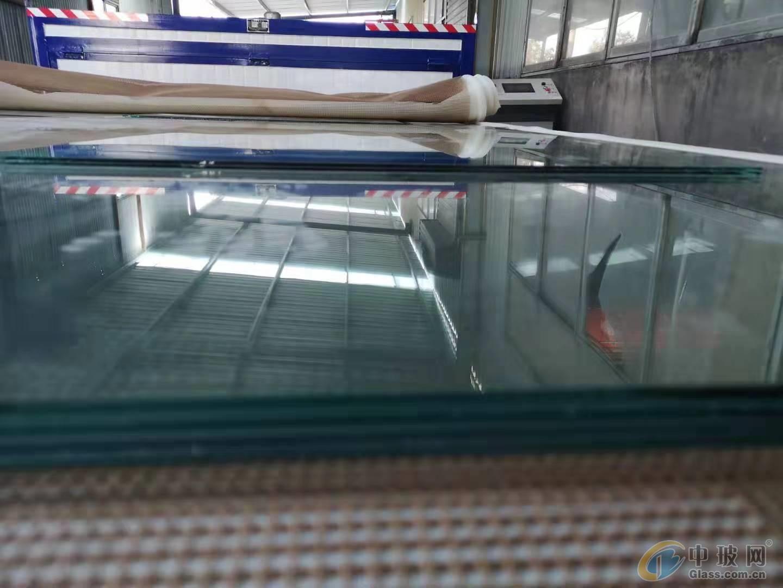 夹胶炉厂家   彩色玻璃夹胶炉   华跃