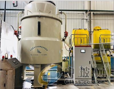 玻璃废水处理设备