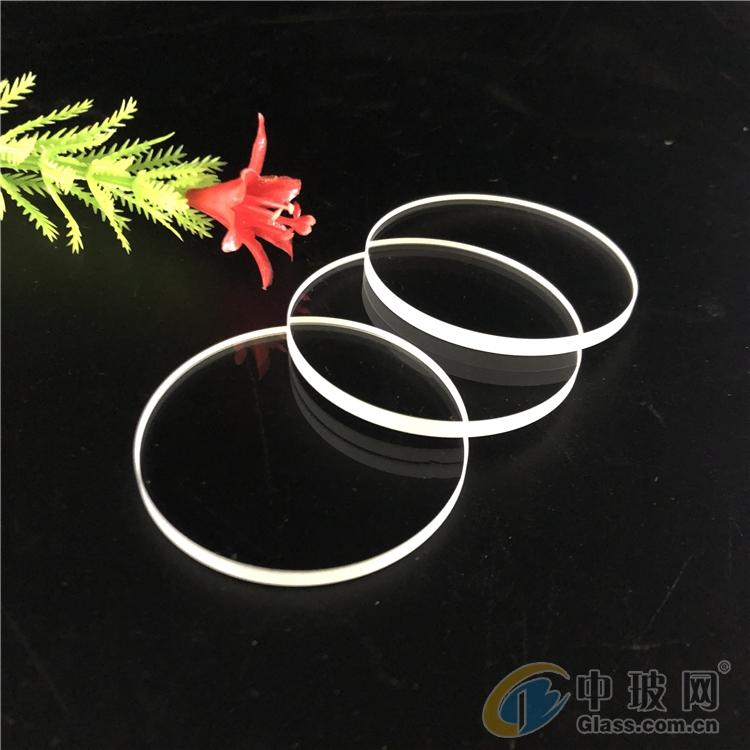 圆形高透玻璃 仪器仪表行业专项使用光学玻璃