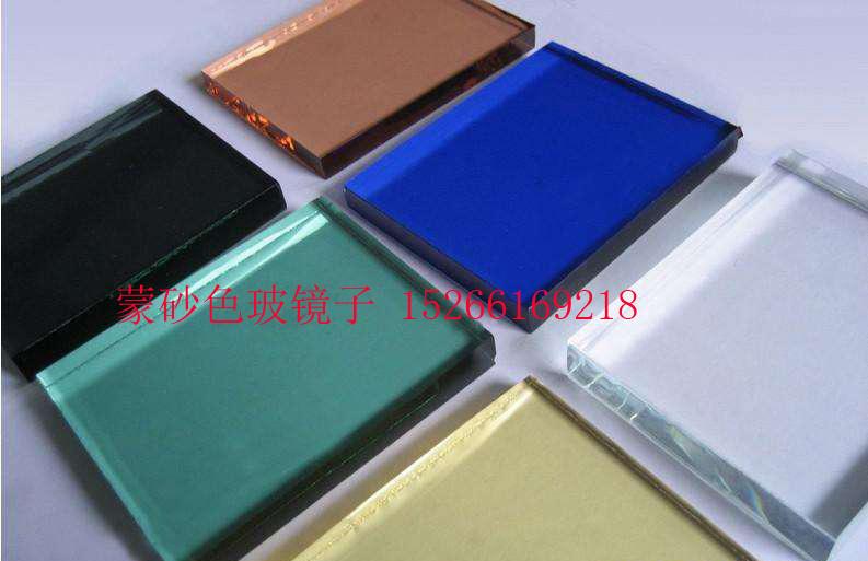 中国知名深加工品牌超大板双面玉砂玻璃