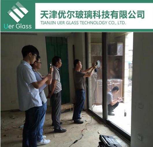 钢化玻璃修复 优尔十年匠心专注玻璃划痕修复