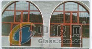 供货及时门窗中空玻璃装饰条花格